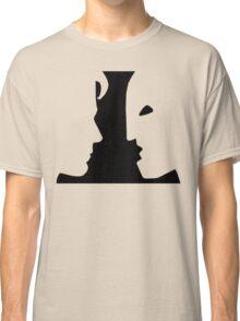 BvS DOJ Silhouette  Classic T-Shirt