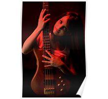 Da Bass in the Hands of da Devil (cheeky!) #2 Poster