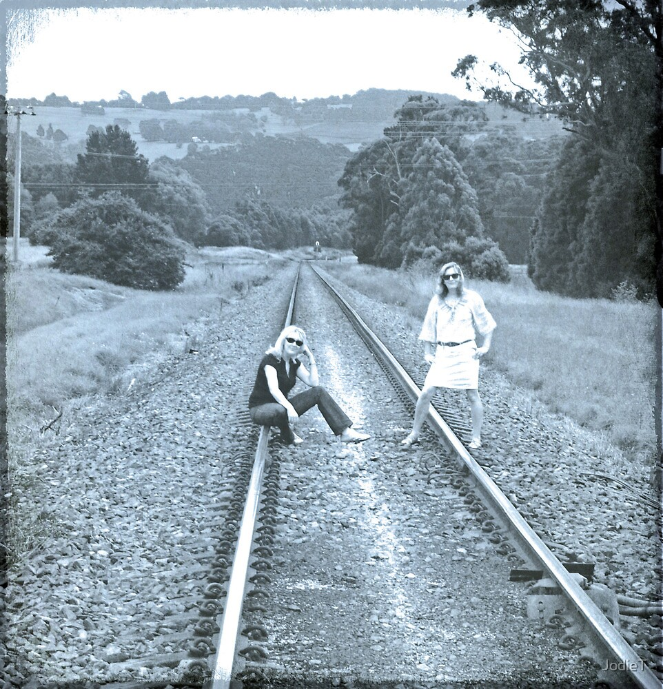 Getting Your Life On Track! by JodieT