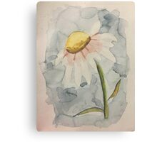 Water Daisy Canvas Print