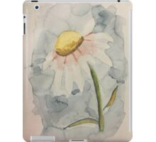 Water Daisy iPad Case/Skin