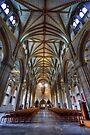 Blackburn Cathedral by inkedsandra