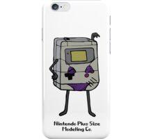 Nintendo Plus Sized iPhone Case/Skin