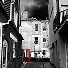 Phone-box by Pete Simmonds