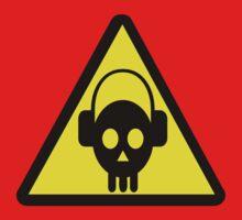 Skull head danger  DJ by sledgehammer
