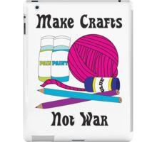 Make Crafts iPad Case/Skin