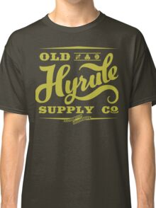 Old Hyrule Supply Co. Classic T-Shirt