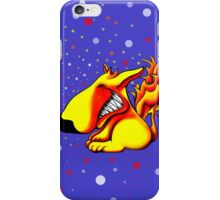 Bull Terrier Devil iPhone Case/Skin