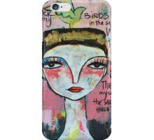 I always wonder iPhone Case/Skin
