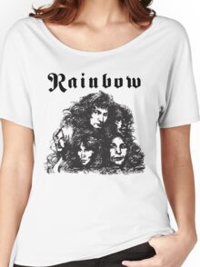 Ritchie Blackmore Rainbow Women's Relaxed Fit T-Shirt