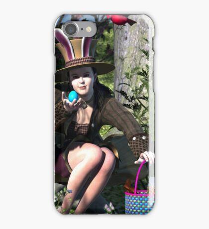Hoppy Easter 2014 iPhone Case/Skin