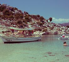 Kekova, Antalya, Turkey by Neil Clarke