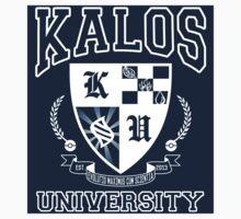 Sticker! Kalos University by merimeaux