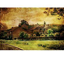 Downham Villiage Photographic Print