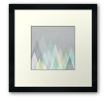 Graphic 108 Framed Print