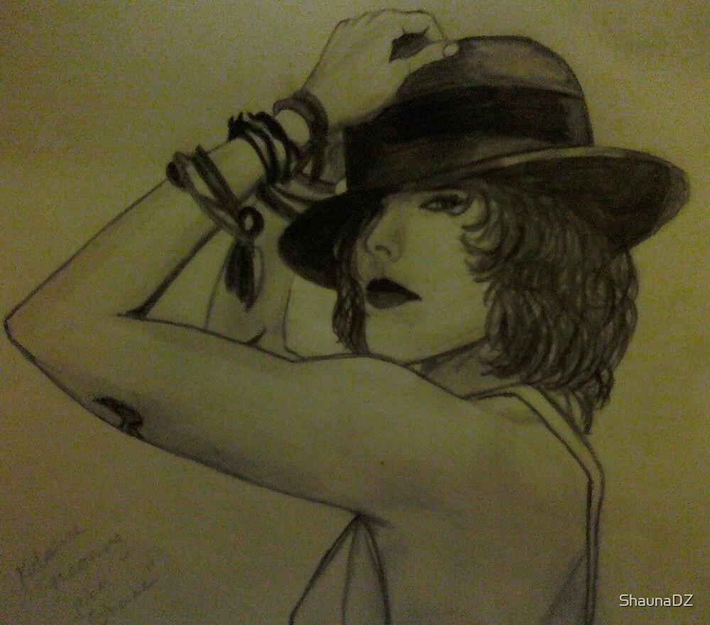 """Shane""  by ShaunaDZ"