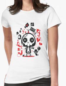 SOoooo Dead! Womens Fitted T-Shirt