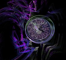 Time Is An Illusion by Britta Döll