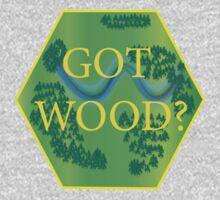 Got Wood? - Catan Kids Tee