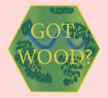 Got Wood? - Catan Kids Tee