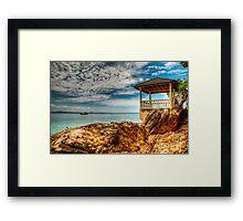 Amazing Island 02 (HDR) Framed Print