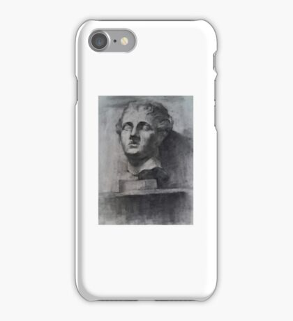 Sculpture Ancient Greek drawing  iPhone Case/Skin
