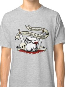 The Rabbit of Caerbannog Classic T-Shirt