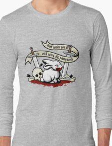The Rabbit of Caerbannog Long Sleeve T-Shirt