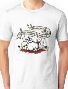 The Rabbit of Caerbannog Unisex T-Shirt