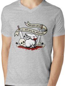 The Rabbit of Caerbannog Mens V-Neck T-Shirt