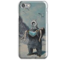 Swooped iPhone Case/Skin