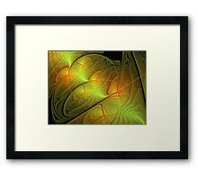 Layer Afer Layer Framed Print
