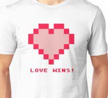 Love Wins! Unisex T-Shirt