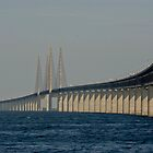 Bridges in Denmark - Øresunds Bridge by imagic