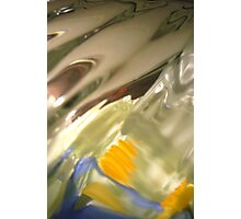 Native Enchantment, Abstract, Raw Image, Photography Photographic Print