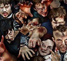 Zombies by Adrian Richardson