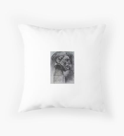 Greek ancient Pericles  Throw Pillow