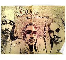 'BONE'BONE'BONE' Poster