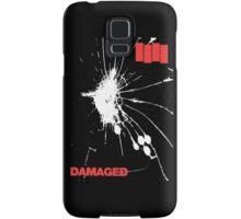 Black Flag - Damaged Samsung Galaxy Case/Skin