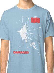 Black Flag - Damaged Classic T-Shirt