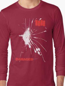 Black Flag - Damaged Long Sleeve T-Shirt
