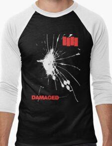Black Flag - Damaged Men's Baseball ¾ T-Shirt