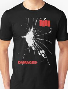 Black Flag - Damaged Unisex T-Shirt