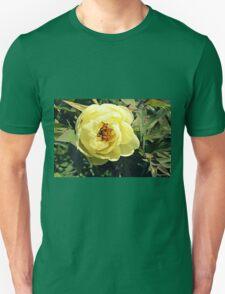 Yellow Tree Peony Unisex T-Shirt
