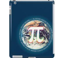 Pi Number on Earth iPad Case/Skin