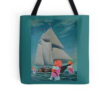 Beaker Bay Tote Bag