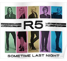 Last Night R5 Poster