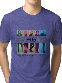 Last Night R5 Tri-blend T-Shirt