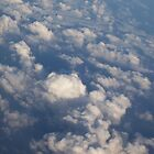 Clouds from above by WomArtists