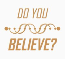 Do You Believe? Kids Clothes